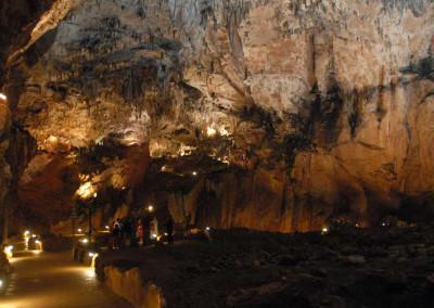 Cueva de Valporquero. León. 07/09/06. Mauricio Peña