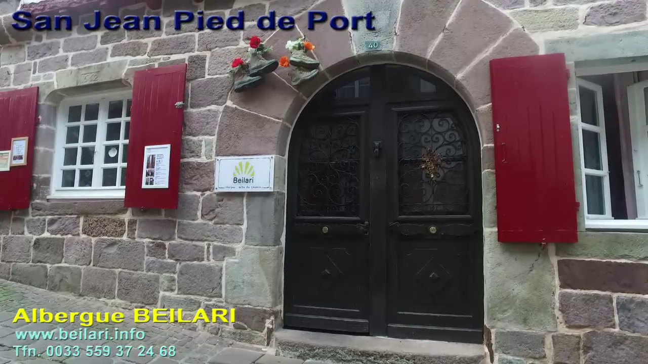 Red de Albergues  Saint Jean Pied de Port