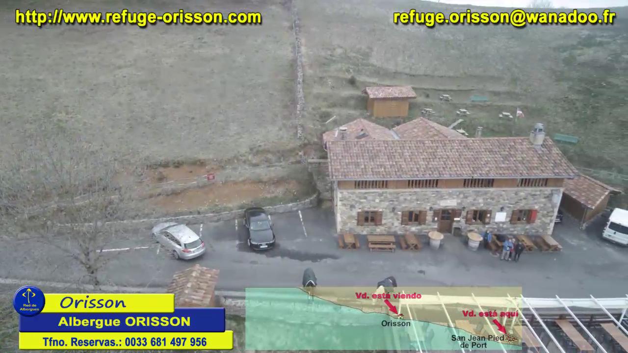 Albergue ORISSON