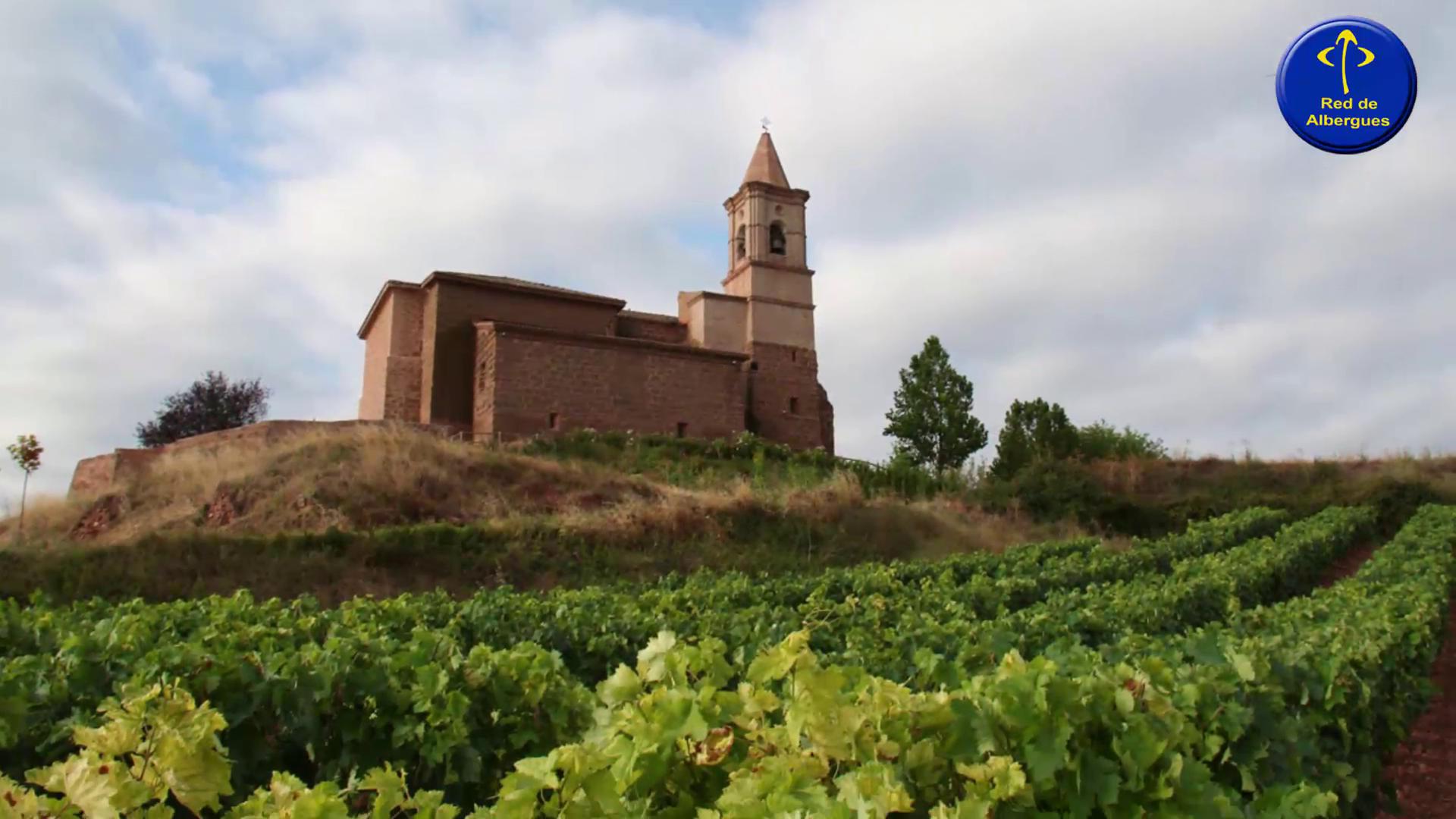 red de albergues promo de la Rioja