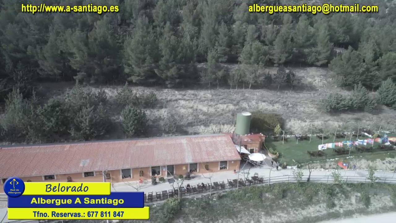 Belorado albergue A Santiago