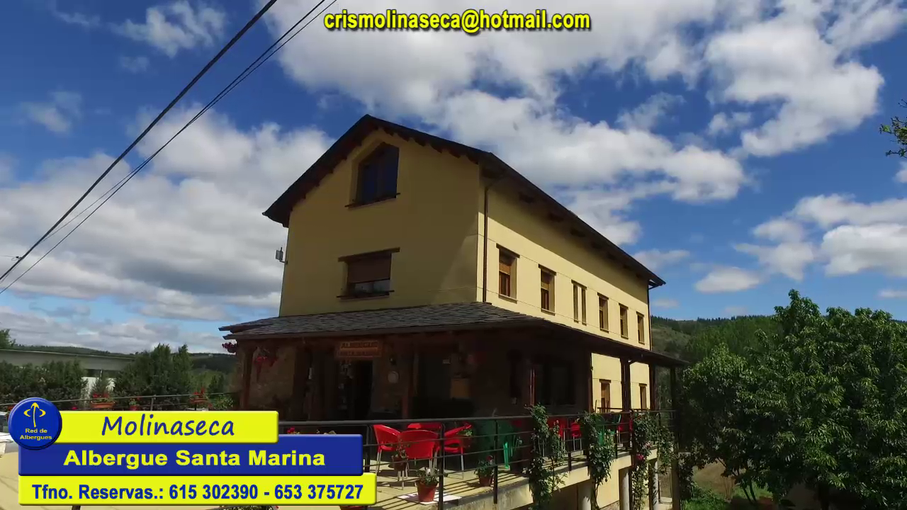Molinaseca Albergue Santa Marina