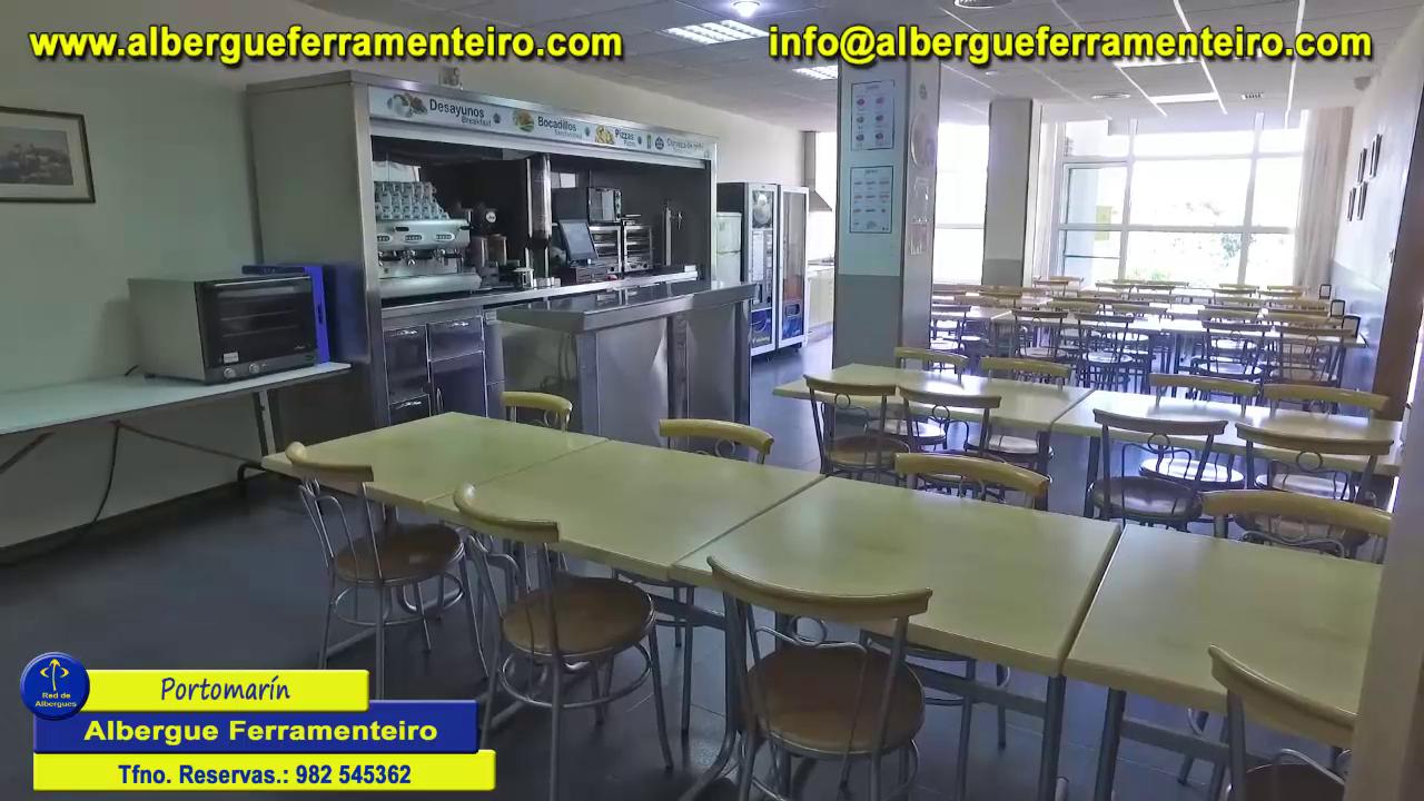 Portomarín Albergue Ferramenteiro