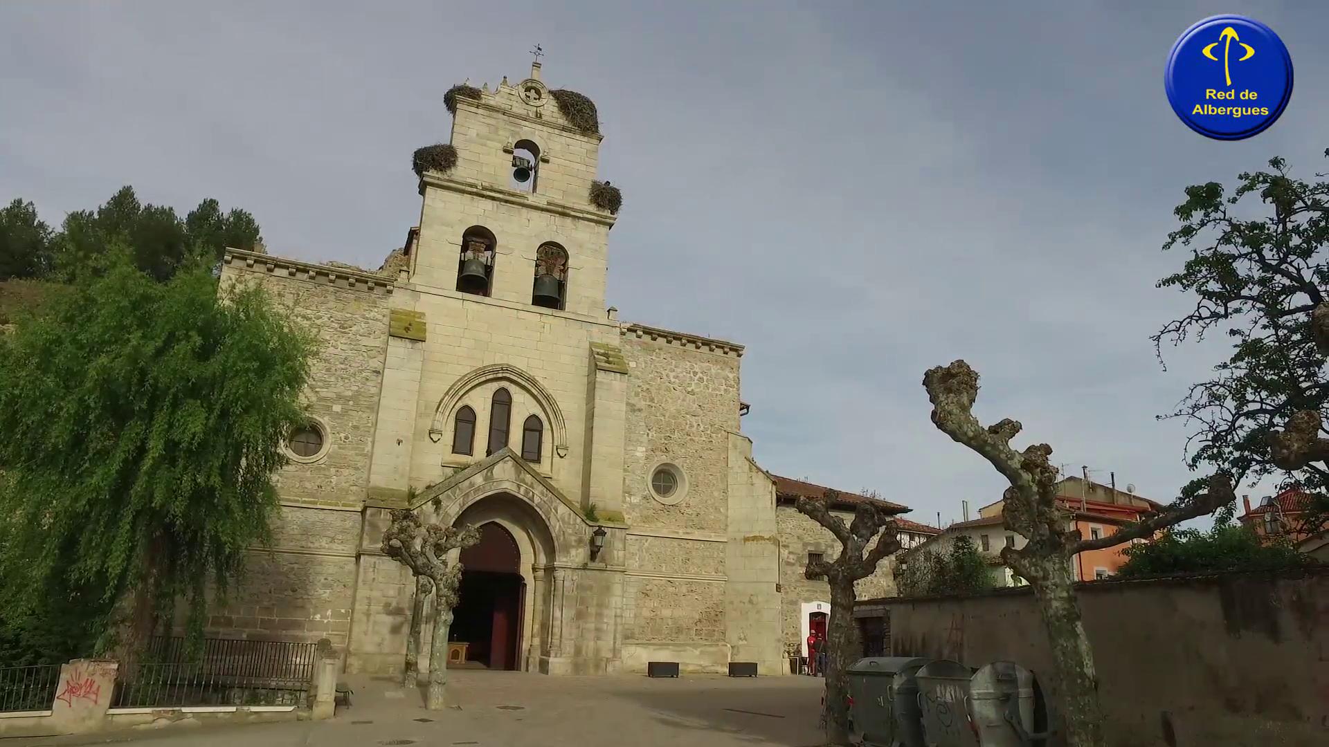 Red de Albergues Corto promocional de Burgos
