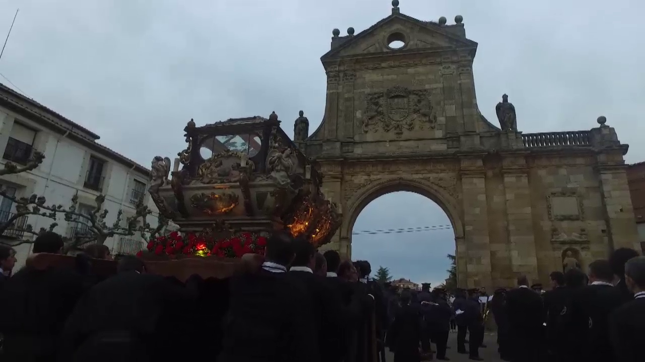 Semana Santa Sahagun 2018 video promocional
