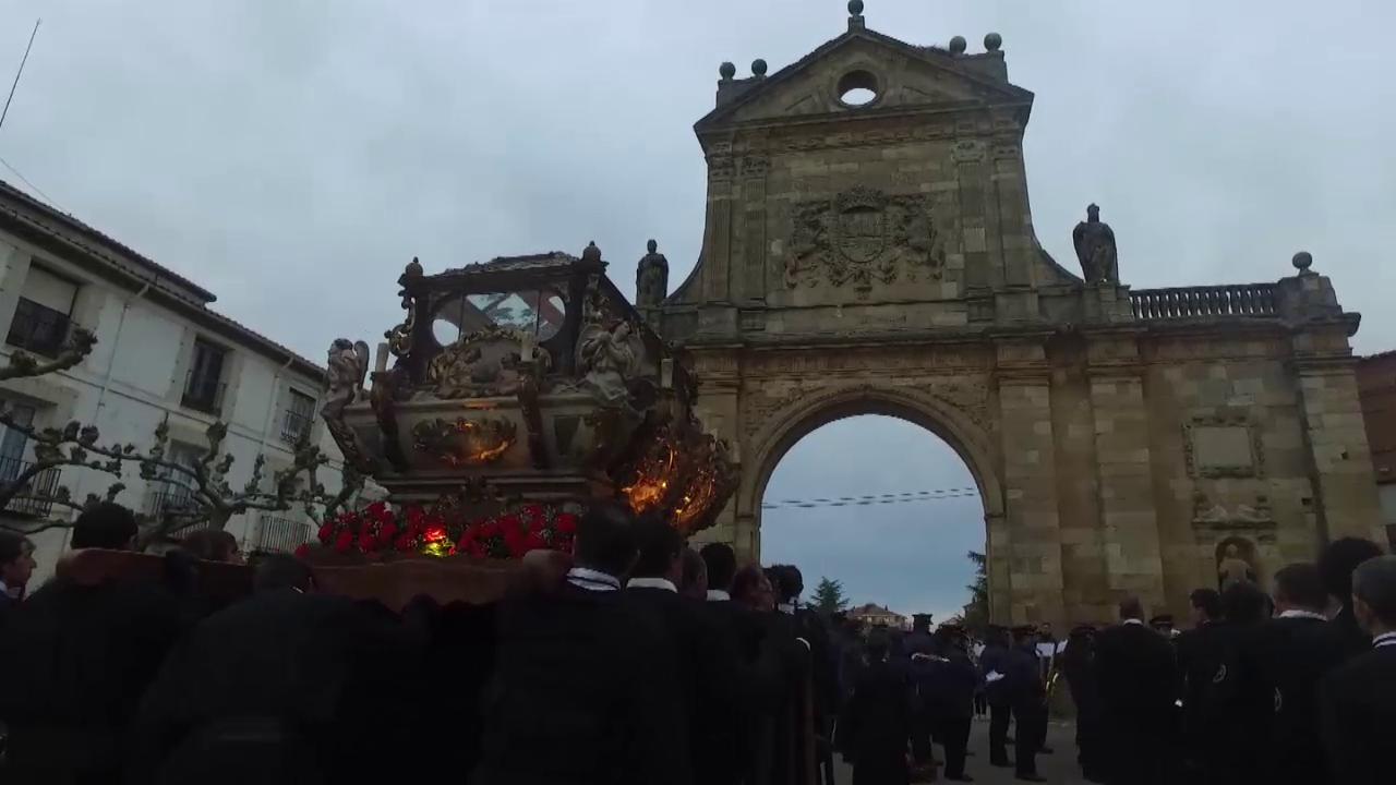 Semana Santa Sahagun 2018 video promocional