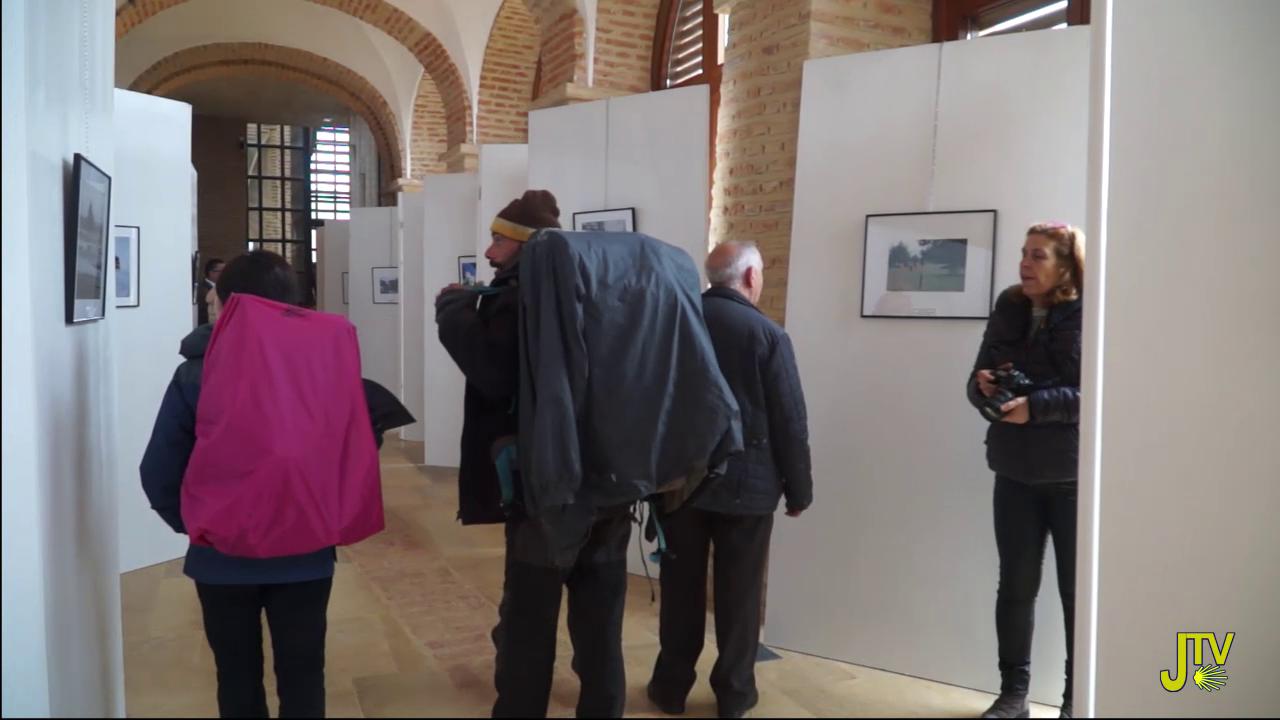 Exposición Fotográfica Camino de Santiago La Peregrina 2018