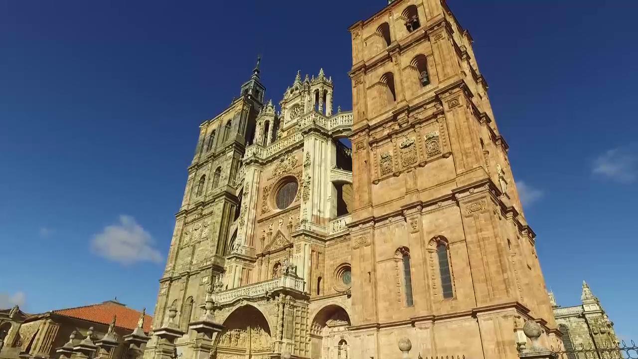 Astorga en el camino